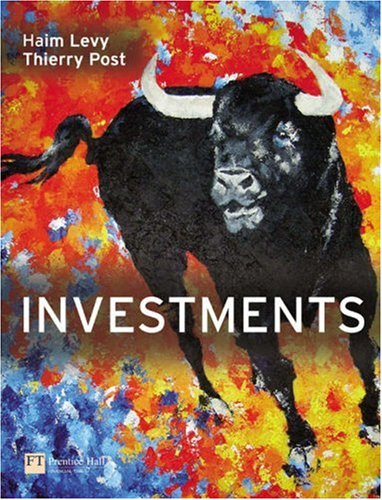 Investments   2005 9780273651642 Front Cover