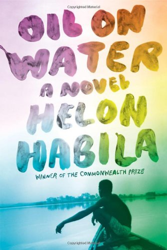 Oil on Water   2011 edition cover