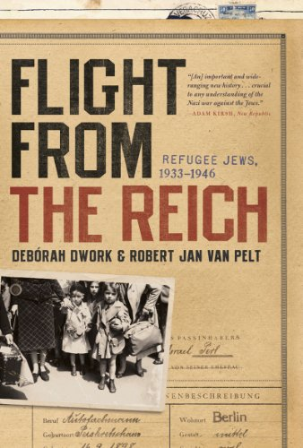 Flight from the Reich Refugee Jews, 1933-1946  2012 edition cover