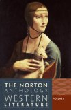 The Norton Anthology of Western Literature:   2014 edition cover