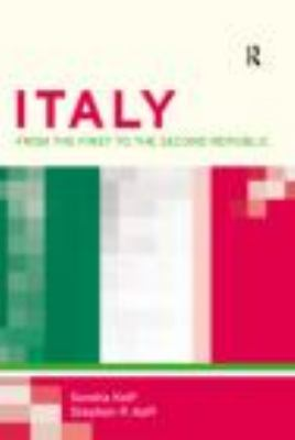 Italy From the First to the Second Republic  1999 edition cover