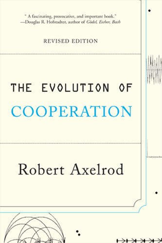 Evolution of Cooperation   2006 (Revised) edition cover