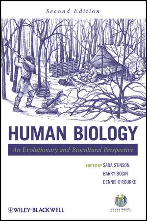 Human Biology An Evolutionary and Biocultural Perspective 2nd 2012 edition cover