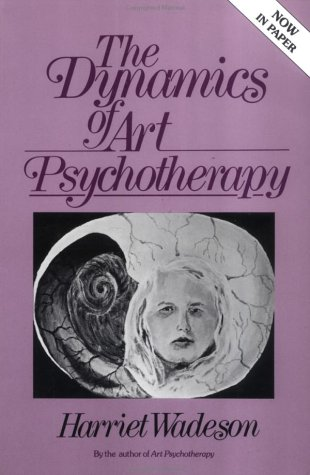 Dynamics of Art Psychotherapy   1987 edition cover