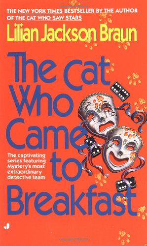 Cat Who Came to Breakfast   1995 edition cover