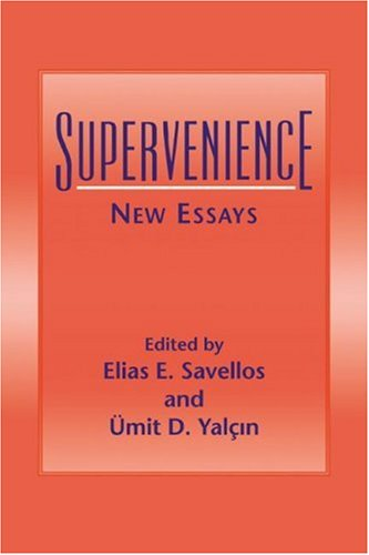 Supervenience New Essays N/A 9780521039642 Front Cover