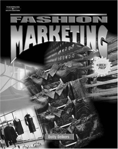 Fashion Marketing   2004 9780538435642 Front Cover