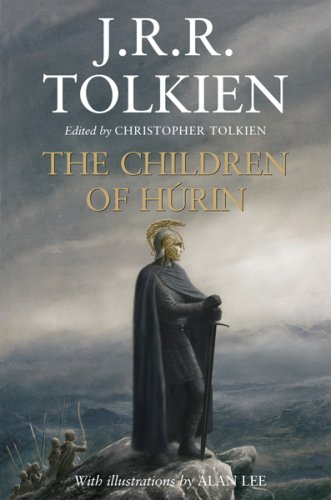 Children of H�rin   2007 edition cover
