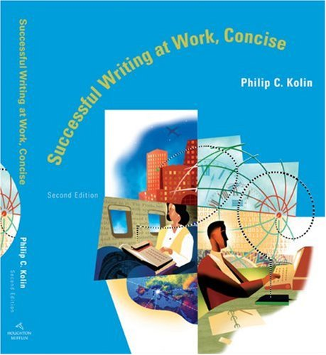 Successful Writing at Work Concise Edition 2nd 2009 edition cover