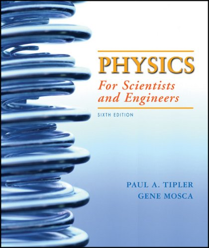 Physics for Scientists and Engineers Extended Version  6th 2008 (Expanded) 9780716789642 Front Cover