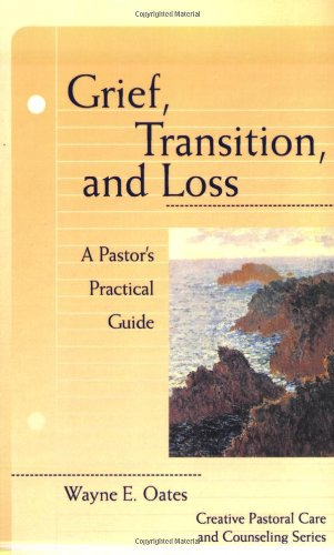 Grief, Transition and Loss  N/A edition cover