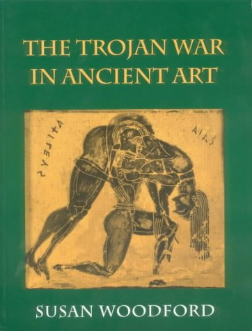 Trojan War in Ancient Art   1993 edition cover