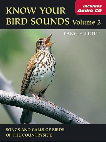 Know Your Bird Sounds Songs and Calls of Birds of the Countryside  2004 edition cover