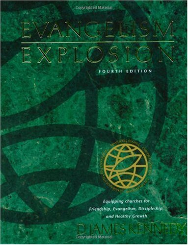 Evangelism Explosion  4th 1996 edition cover