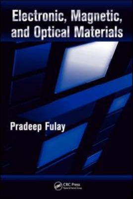 Electronic Magnetic and Optical Materials   2010 edition cover