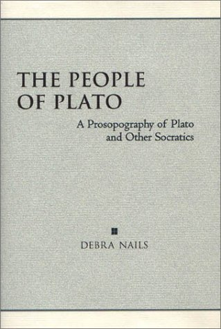 People of Plato   2002 edition cover