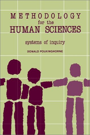 Methodology for the Human Sciences Systems of Inquiry N/A 9780873956642 Front Cover