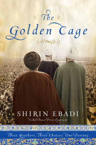 Golden Cage Three Brothers, Three Choices, One Destiny  2011 edition cover
