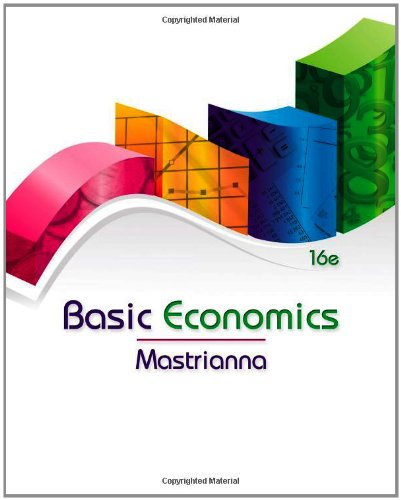 Basic Economics  16th 2013 9781111826642 Front Cover