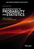 Introduction to Probability and Statistics  3rd 2015 9781118799642 Front Cover