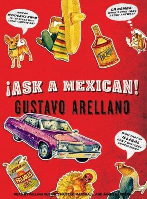 Ask a Mexican:  2007 edition cover