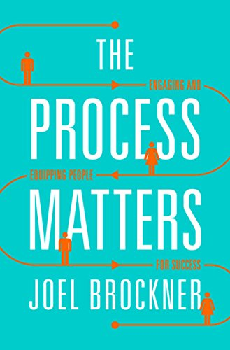 Process Matters Engaging and Equipping People for Success  2015 (Student Manual, Study Guide, etc.) 9781400865642 Front Cover