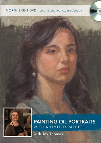 Paint Oil Portraits:   2012 edition cover