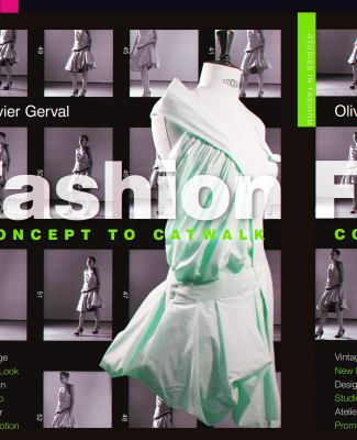 Fashion Concept to Catwalk  2010 edition cover