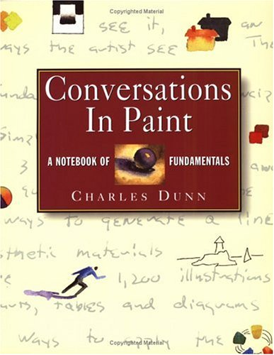Conversations in Paint A Notebook of Fundamentals  1995 edition cover