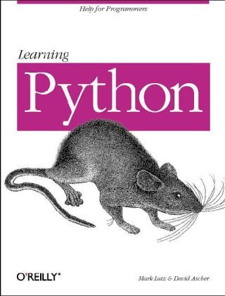 Learning Python Powerful Object-Oriented Programming  1999 edition cover