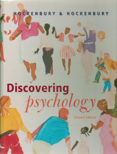 Discovering Psychology 2nd 2001 9781572599642 Front Cover
