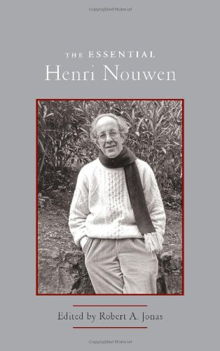 Essential Henri Nouwen   2009 edition cover