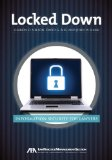 Locked Down Information Security for Law Firms  2012 edition cover