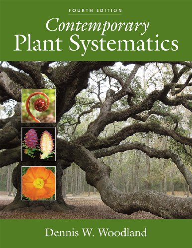 Contemporary Plant Systematics  4th 2009 edition cover
