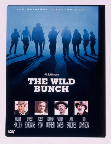 The Wild Bunch - The Original Director's Cut System.Collections.Generic.List`1[System.String] artwork