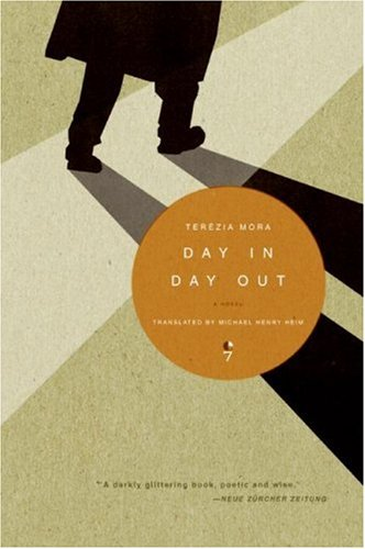 Day in Day Out  N/A 9780060832643 Front Cover