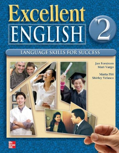Excellent English Level 2 Student Book Language Skills for Success  2004 edition cover