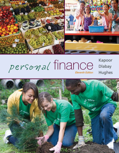 Personal Finance 11th 2014 9780077861643 Front Cover