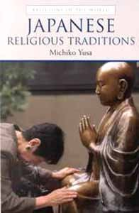Japanese Religious Traditions   2002 edition cover