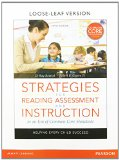 Strategies for Reading Assessment and Instruction in an Era of Common Core  5th 2016 9780133783643 Front Cover