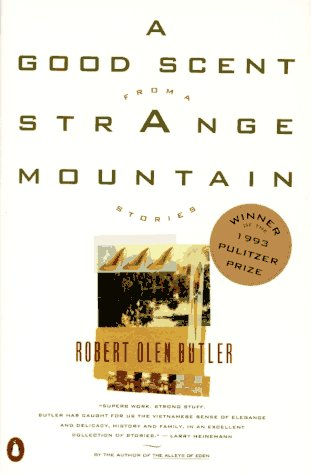Good Scent from a Strange Mountain  N/A edition cover