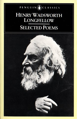 Selected Poems Longfellow N/A edition cover