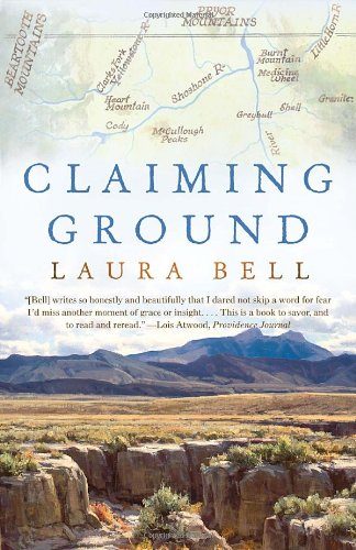 Claiming Ground  N/A edition cover