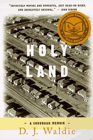 Holy Land A Suburban Memoir Revised edition cover