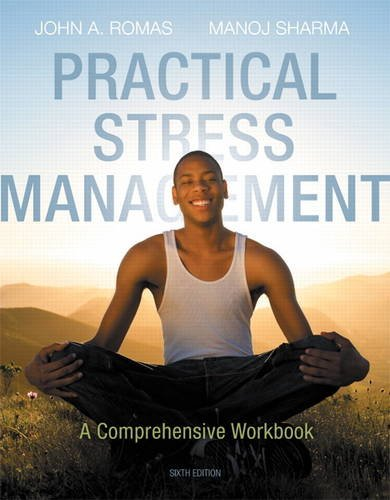 Practical Stress Management A Comprehensive Workbook 6th 2014 edition cover