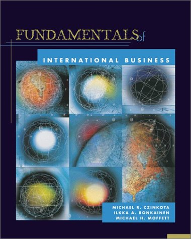 Fundamentals of International Business   2004 9780324259643 Front Cover