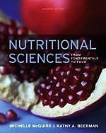Nutritional Sciences From Fundamentals to Food 2nd 2010 edition cover