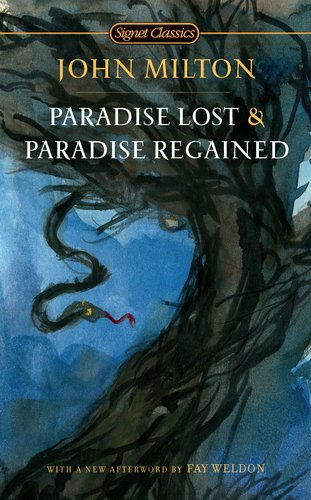 Paradise Lost and Paradise Regained  N/A edition cover