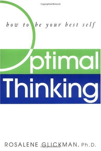 Optimal Thinking How to Be Your Best Self  2002 edition cover