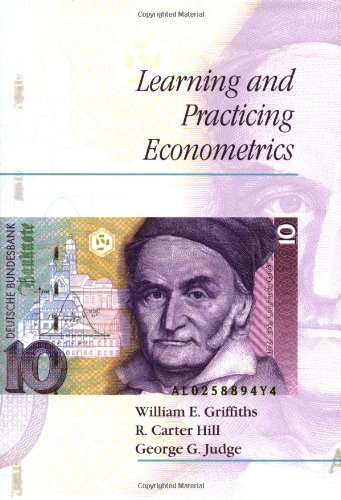 Learning and Practicing Econometrics  1st 1993 edition cover